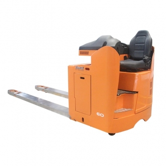 Electric customizing pallet truck